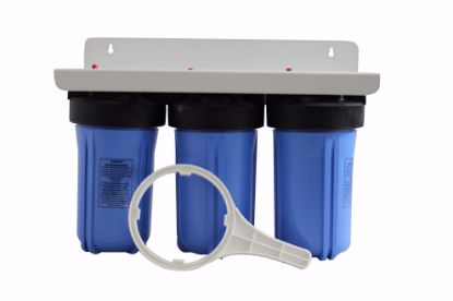 Picture of 10 x 4.5 Plastic Housing Sets Triple Stage 1 In-Out