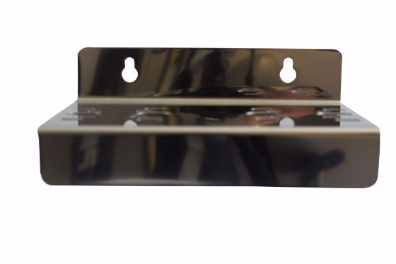 Picture of Double Bracket for HF5 Housings (Stainless Steel)