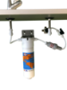 Picture of Underbench Quick Change 1 micron Complete for Chlorine, Taste, Odour & Cysts Reduction c/w Designer Faucet