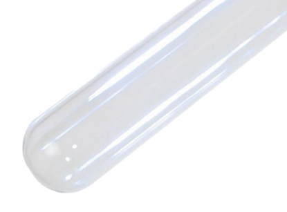 Picture of Glass Sleeve Single Open Ended 245 mm long