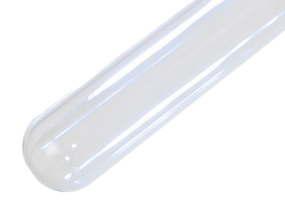 Picture of Glass Sleeve Single Open Ended 438 mm long