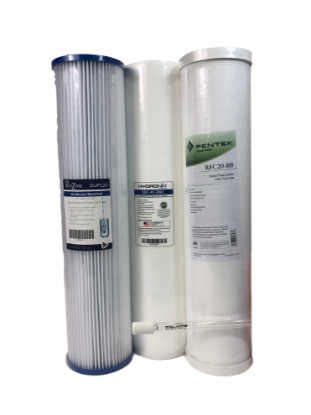Picture of Lamp & Filter Kit for Puretec Hybrid G13 - 20 x 3