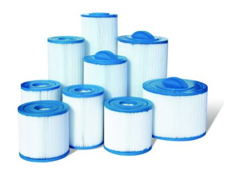 Picture for category Polyester Pleated Spa & Pool Filters