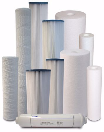 Picture for category Replacement Filter Cartridges