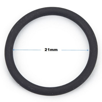 Picture of UV Resistant Oring for All 20-25mm OD Glass Sleeves (incl: Polaris/PureZone)
