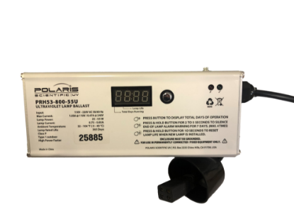 Picture of Ballast 4 Pin Even for 25w-55w Lamps c/w 365 Countdown Timer