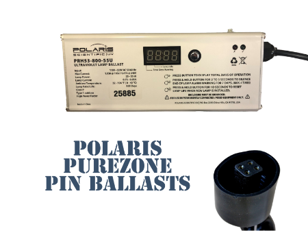 Picture for category Polaris/PureZone Pin Ballasts