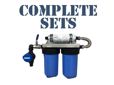 Picture for category Complete Water Filter Systems