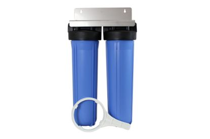 Picture of 20 x 4.5 Plastic Housing Sets Dual Stage 1 In-Out