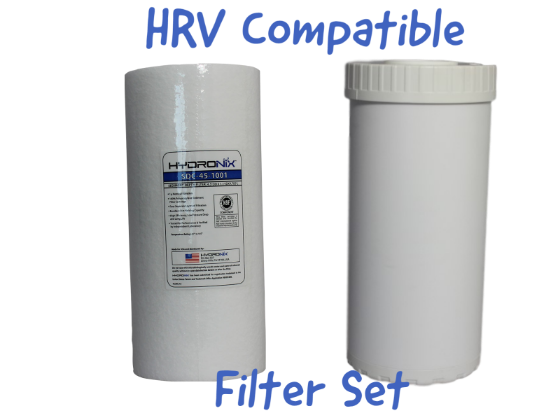 Picture of HRV Compatible Filter Set